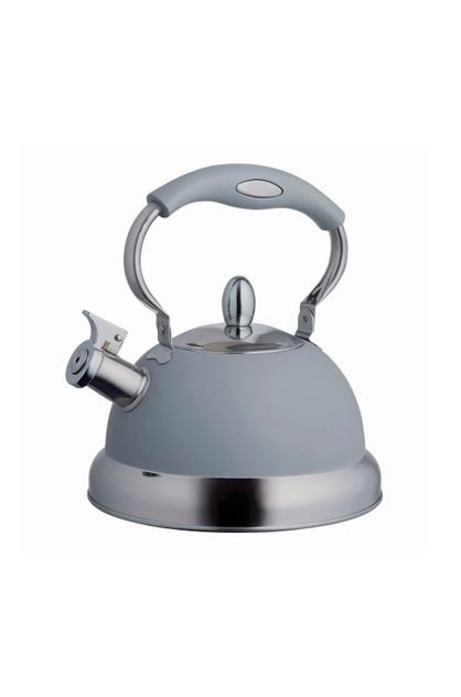 Typhoon | Living Stove Top Kettle Grey 2.5L
