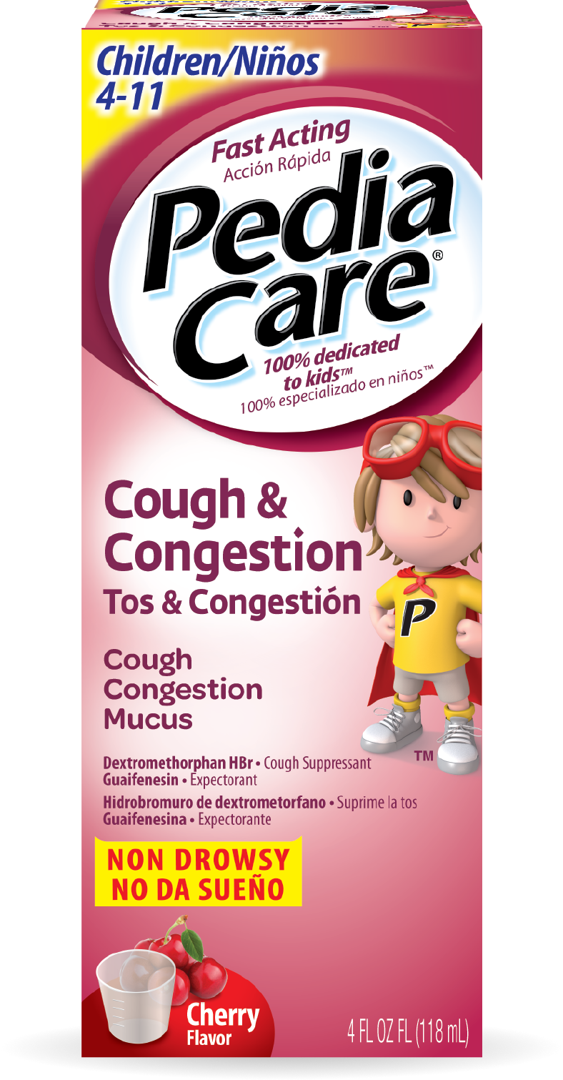 Cough & Congestion