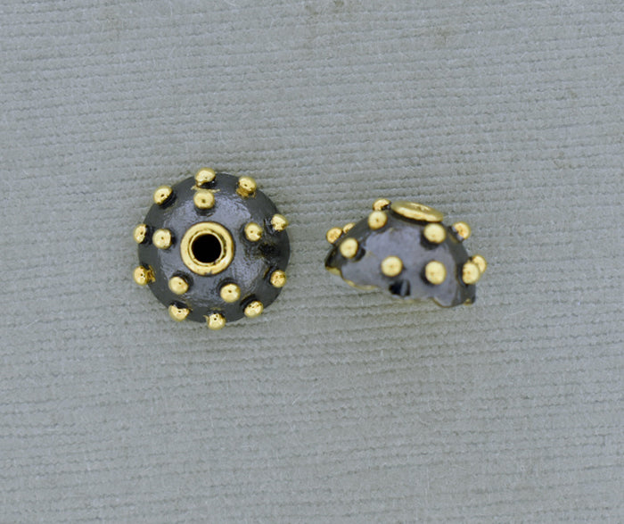 Gold Components and Beads