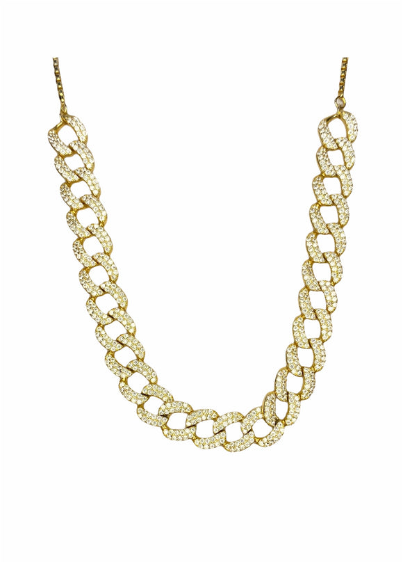 Collana Groumette  LUXURY GOLD