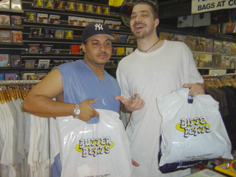 Fakts One and Aesop Rock at Butter beats Brisbane