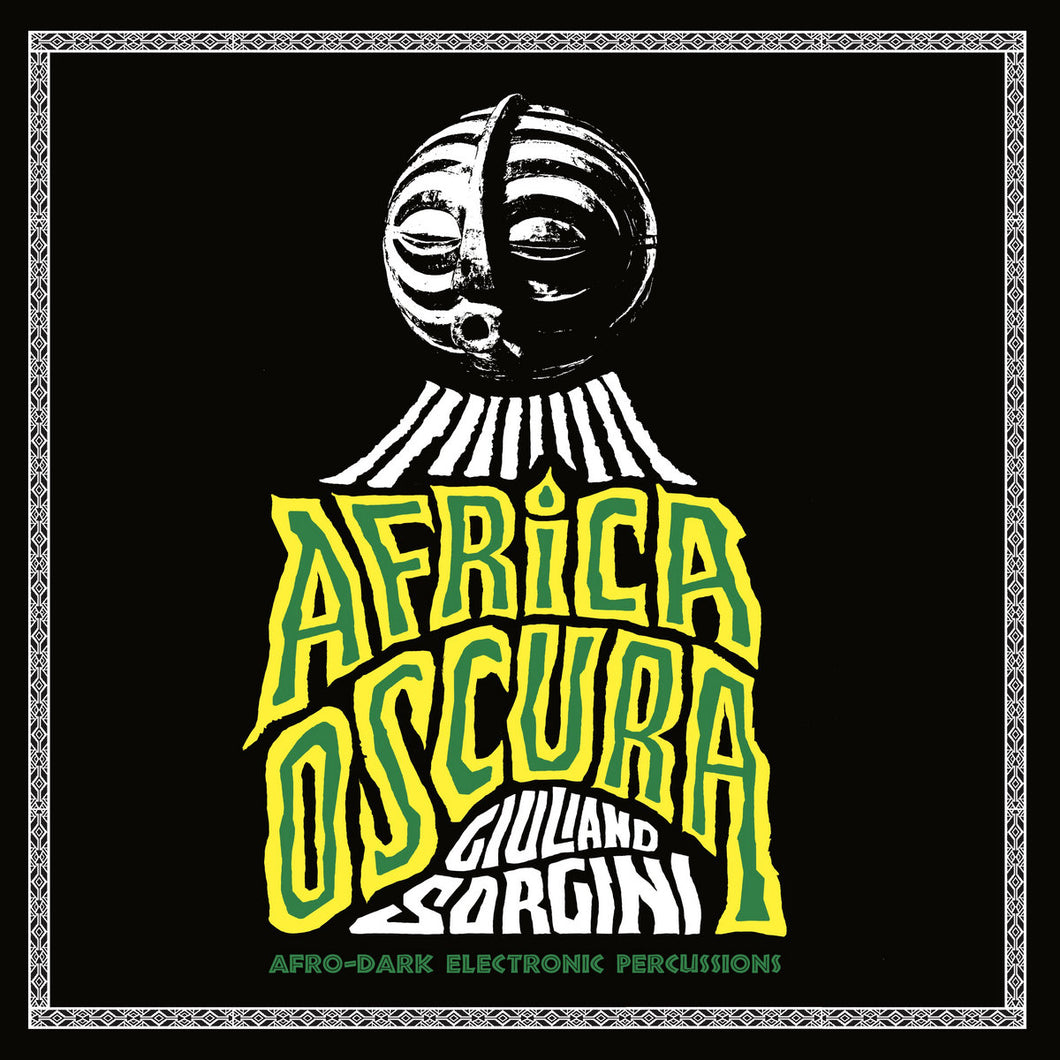 Giuliano Sorgini Africa Oscura - 1LP New sealed