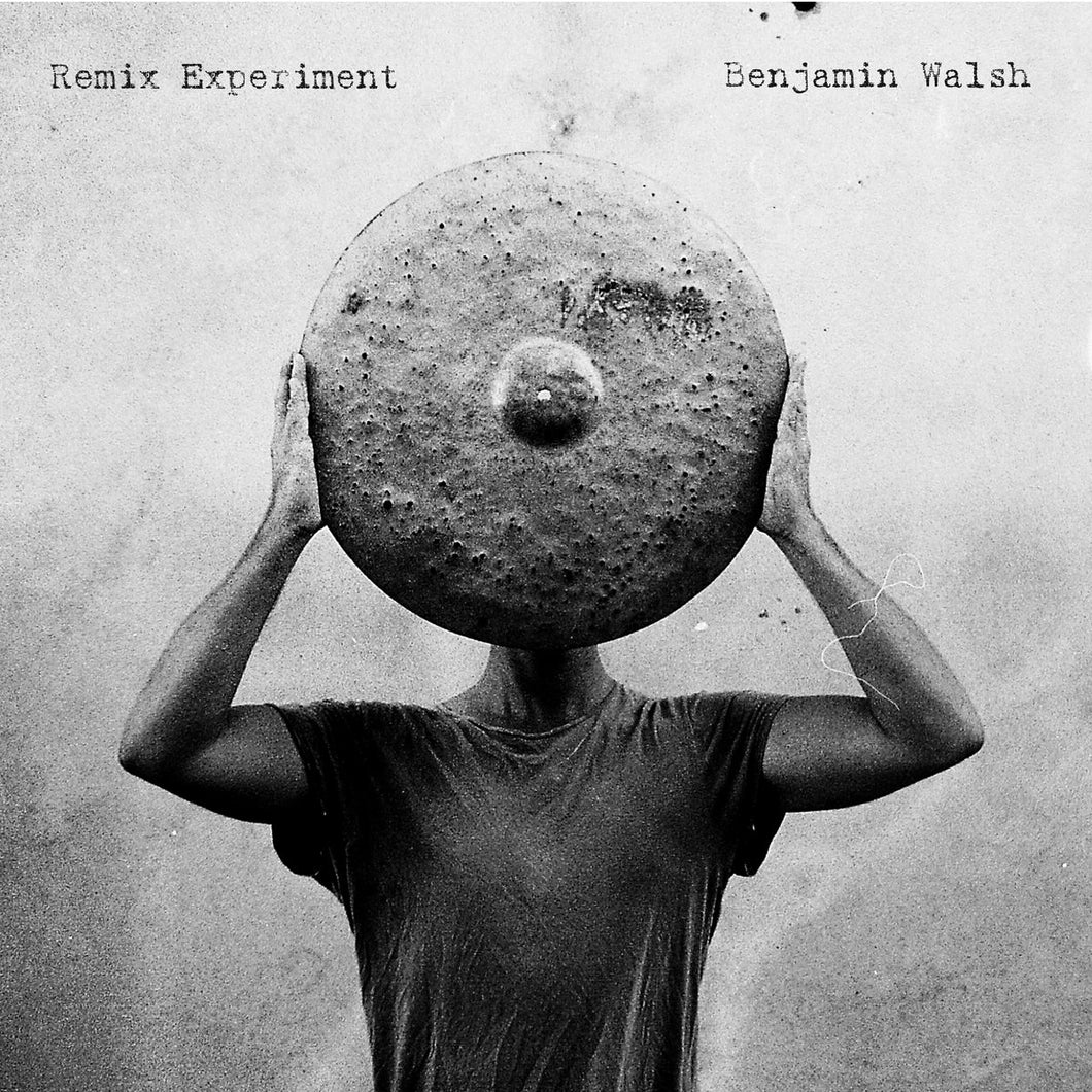 BEN WALSH - Remix Experiment LP Hydrofunk records.
