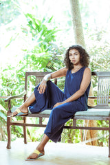 Organic Jersey Cotton Jumpsuit