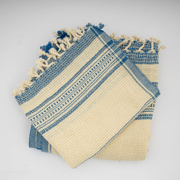 Hand Woven Cotton Towel