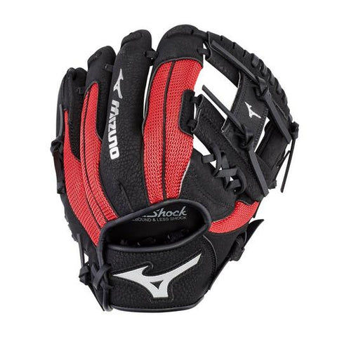 "Mizuno Prospect Series Powerclose Baseball Glove 10"" (Throw Right)"