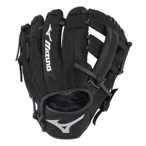 "Mizuno Prospect Series Powerclose Baseball Glove 9"" (Throw Right)"