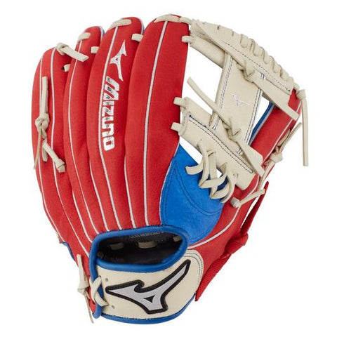 "Mizuno Prospect Series Powerclose Baseball Glove 11"" (Throw Left)"