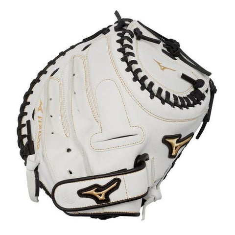 "Mizuno MVP Prime Fastpitch Softball Catcher's Mitt 34"" (Throw Right)"