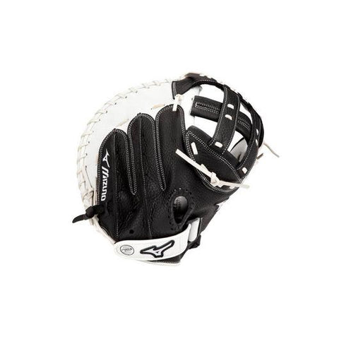 "Mizuno Franchise Series Fastpitch Softball Catcher's Mitt 34"" (Throw Left)"