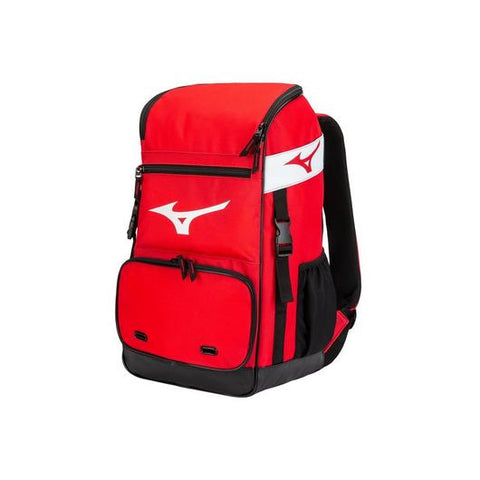 Mizuno Organizer 21 Backpack (Red)