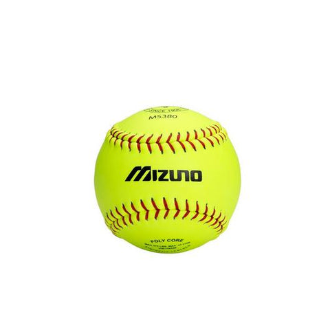 Mizuno MS380 12 Inch Softball (Dozen)