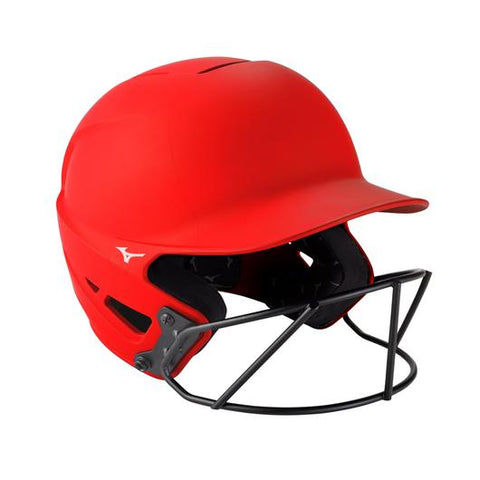 Mizuno F6 Fastpitch Softball Batting Helmet (Adult - Small/Medium)