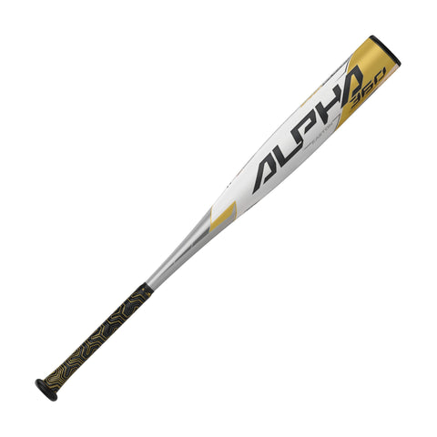 "Easton ALPHA 360 - USSSA 1-Piece Speed Balanced Aluminum Bat (2 5/8"")"