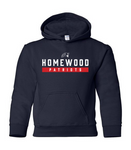 Homewood Patriots Adult Hooded Sweatshirt