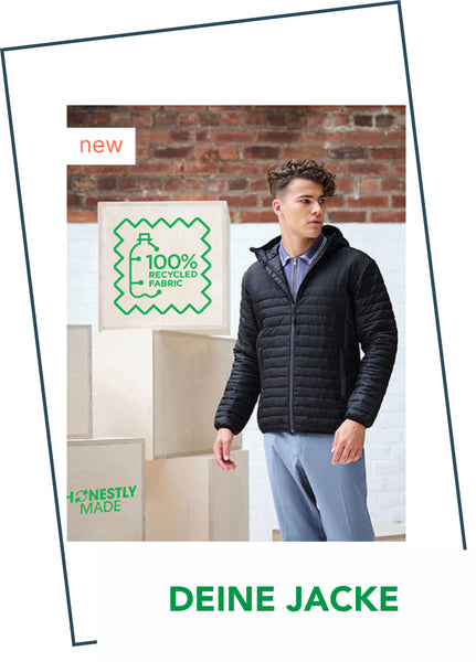 Recycled Ecodown Thermal Jacket