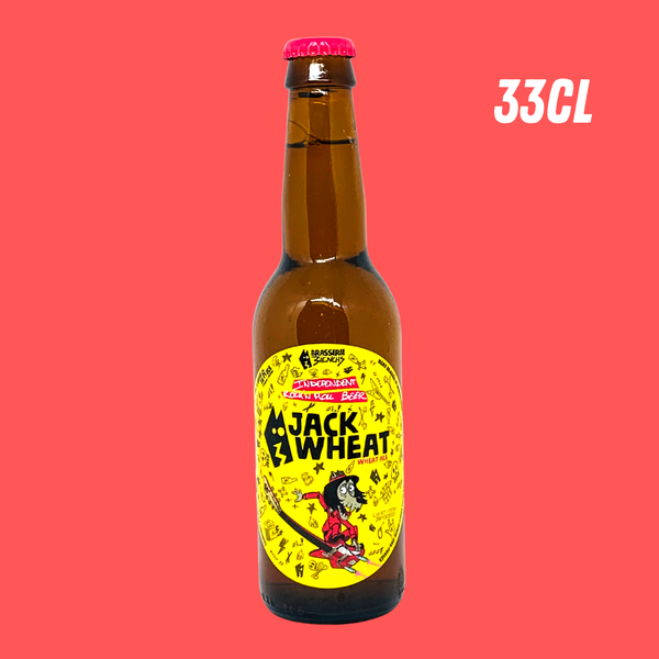 3IENCHS JACK WHEAT 4,7° 33CL
