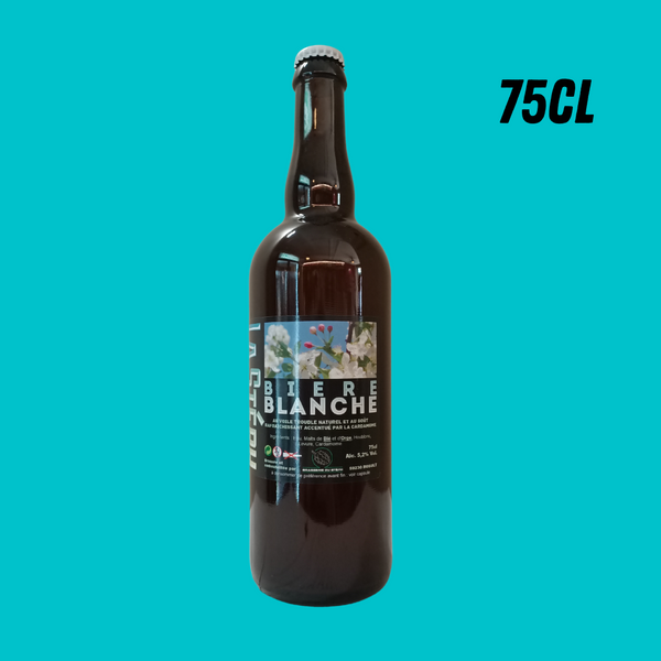 STEPH BLANCHE 5.2% 75CL