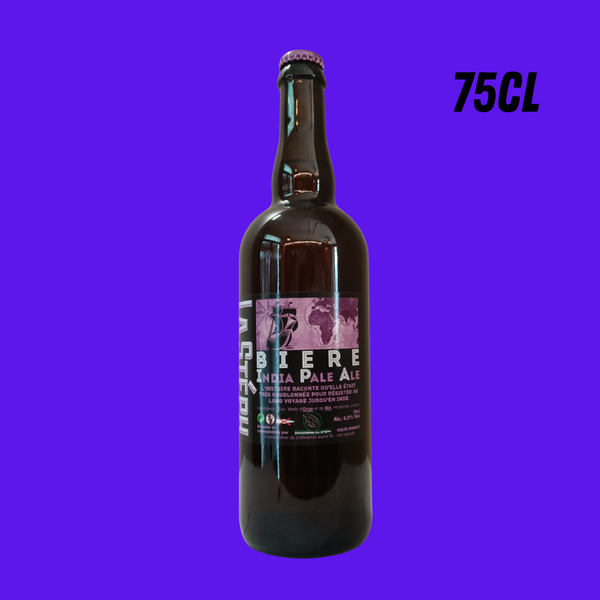 STEPH IPA 6.5% 75CL