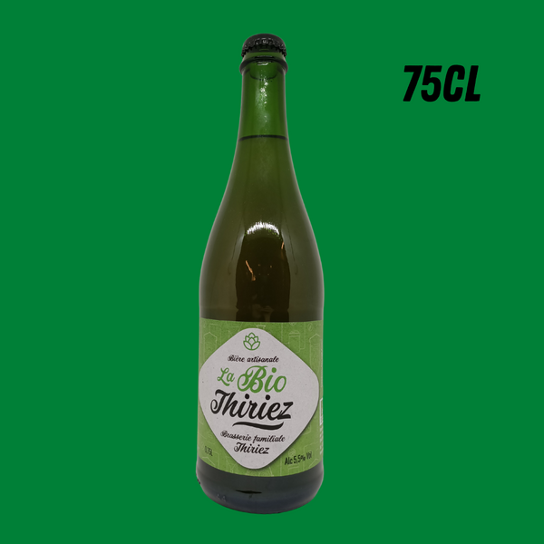 THIRIEZ BLONDE BIO 5.5% 75CL