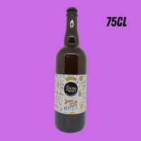 TOURS DU MALT BLONDE 6% 75CL