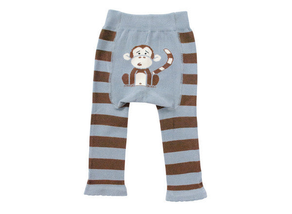 Little Trends Footless Tights Monkey