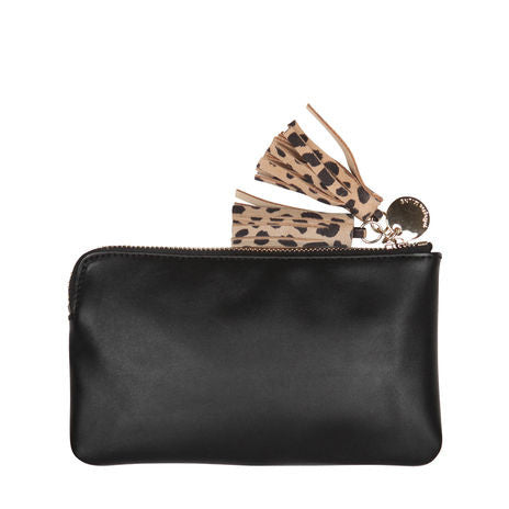 Isabelle Coin Purse Black