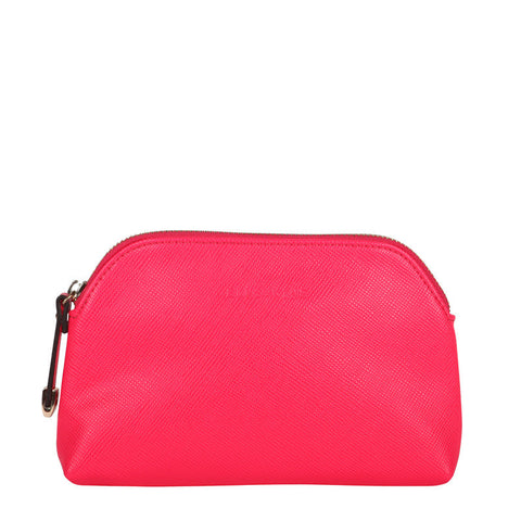 Raspberry Large Cosmetic Bag