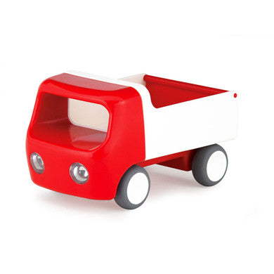 Kid O Go Tip Truck Red