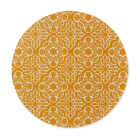 Isla Yellow Placemat set of 4