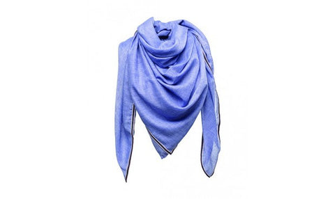 Bianca Scarf Light Denim