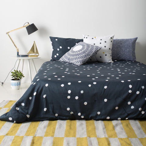 Confetti Quilt Cover Queen