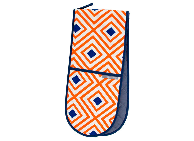 Oven Mitt Geo Pop Diamond