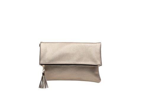 Piccadilly Platinum Clutch