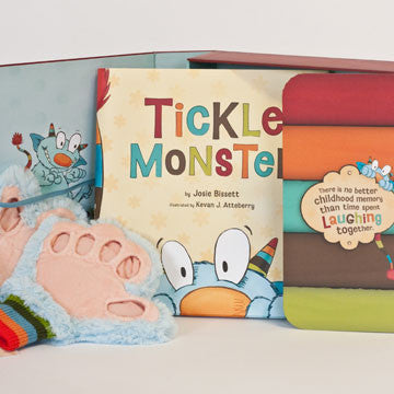 Tickle Monster Laughter Box