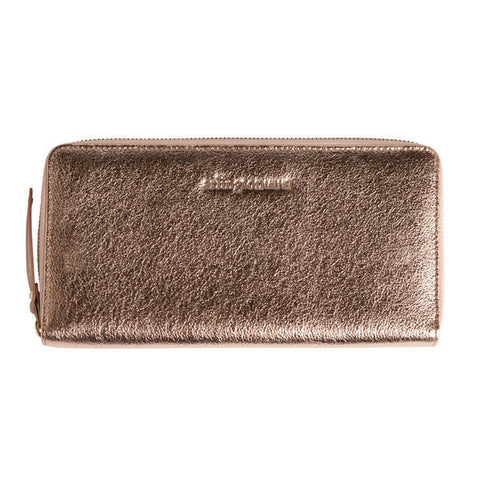 Arlington Milne Large Wallet - Rose Gold