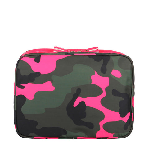 Pink Camo Shower Bag