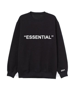 Essential 21 Women's Sweatshirt Out The Purse UK