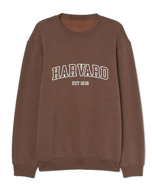 Harvard Women's Sweater Sweater Out The Purse UK