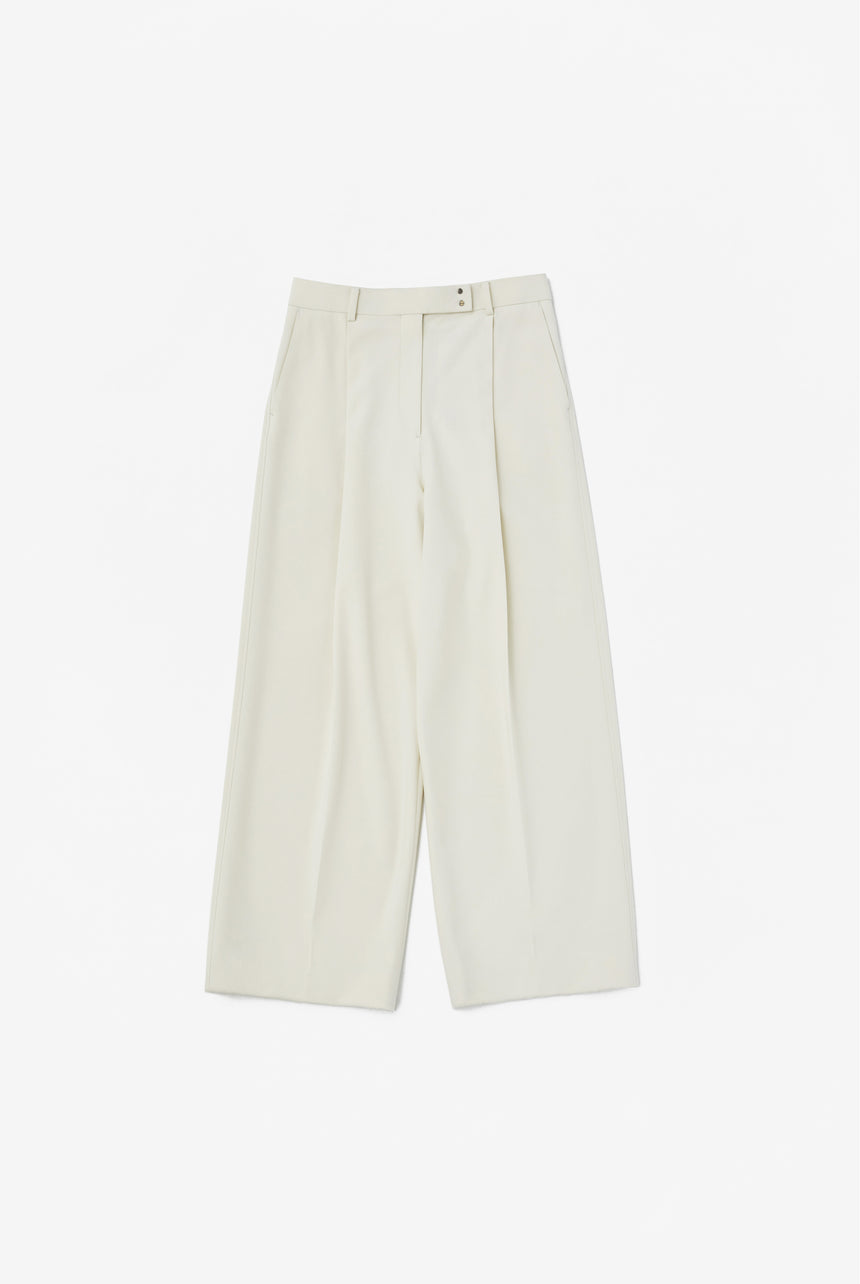 Viscose Twill stretch Theodor Trousers