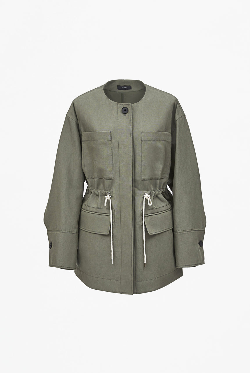 Wassily Canvas Jacket
