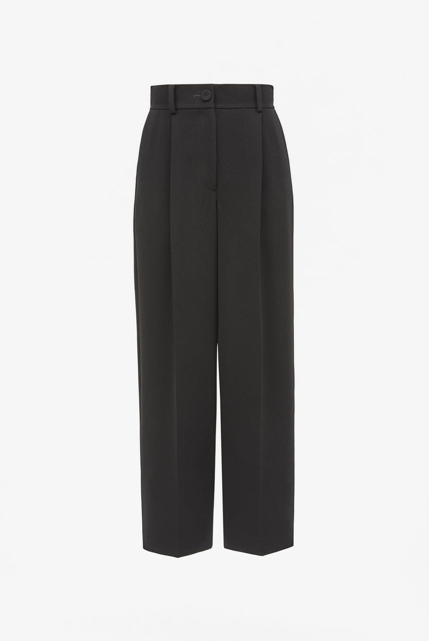 Grained Flue Logger Trousers