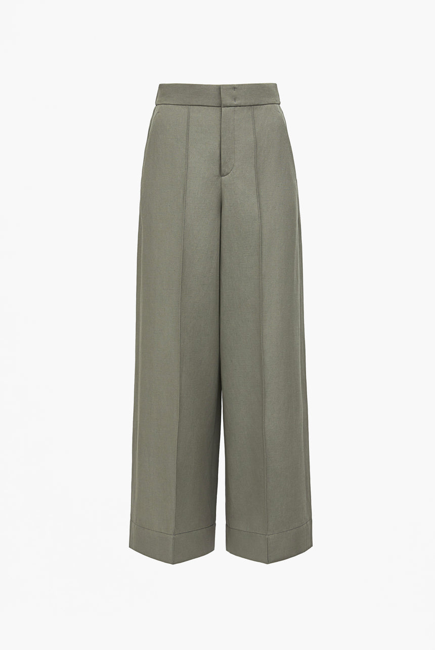 Wassily Canvas Trembley Trousers