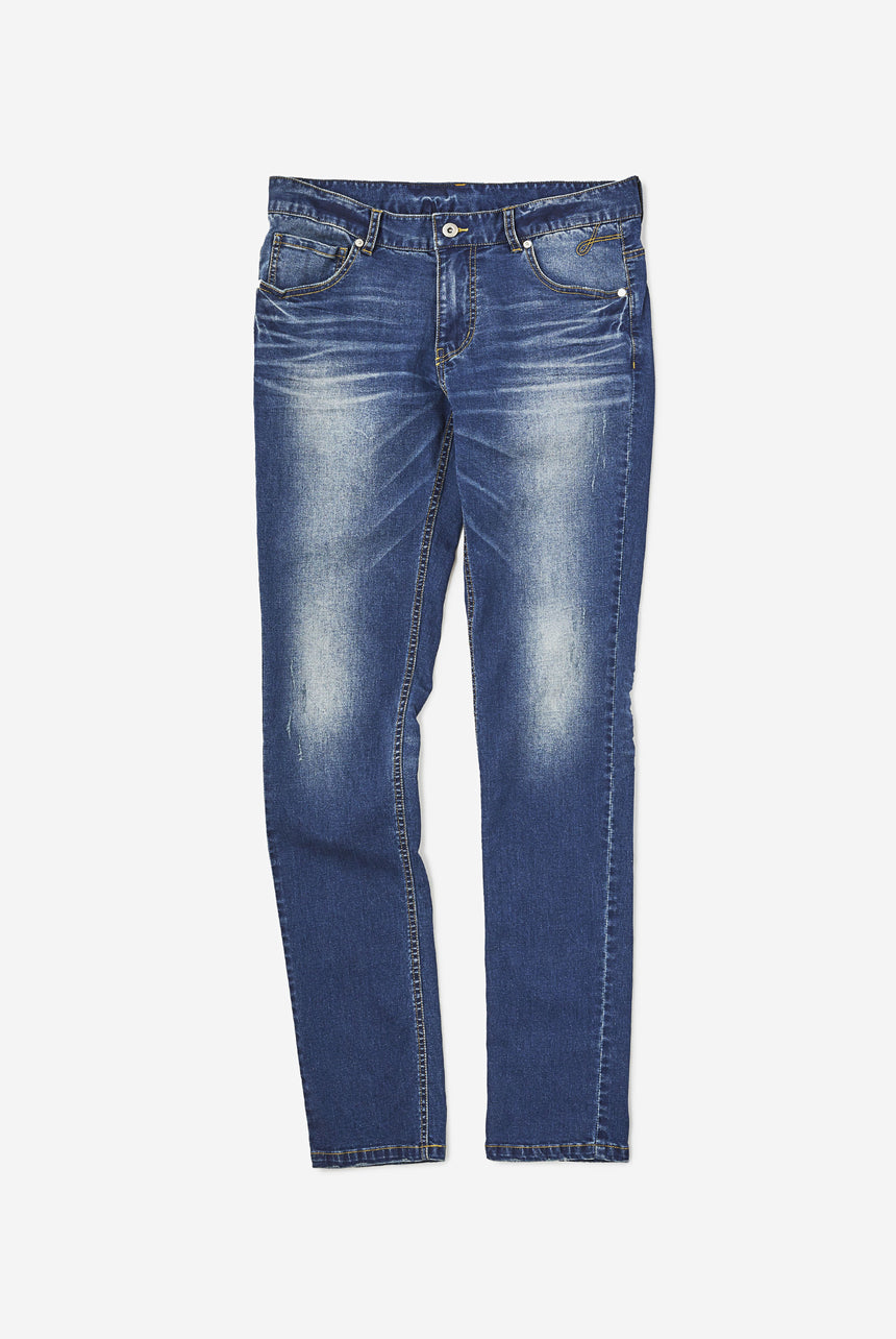 Light Ounce Stretch Denim Trousers