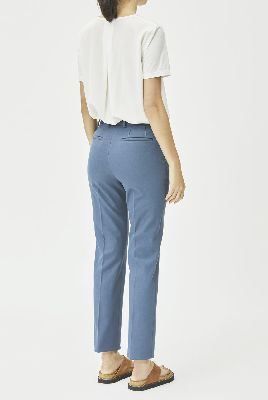 Gabardine Stretch Coleman Trousers