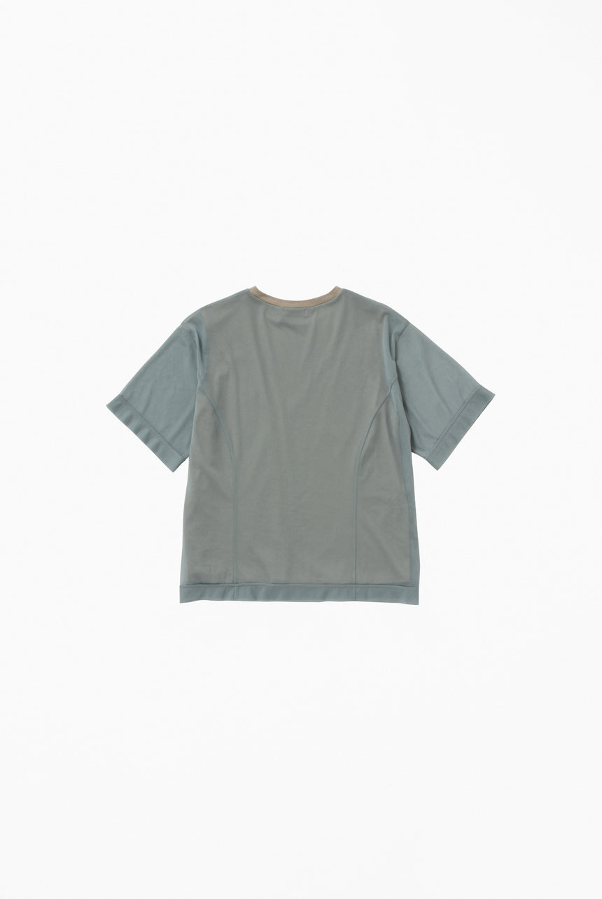 AIRY JERSEY / BLOUSE TEE