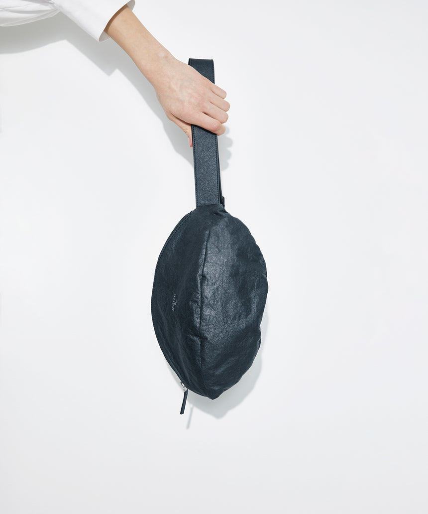 Bobble Body Bag Paper Leather