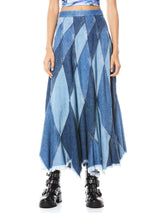 PIERRE PATCHWORK MIDI SKIRT_2