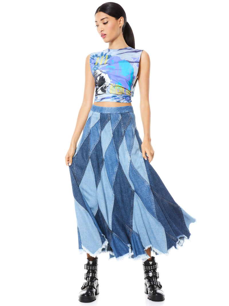 PIERRE PATCHWORK MIDI SKIRT_6
