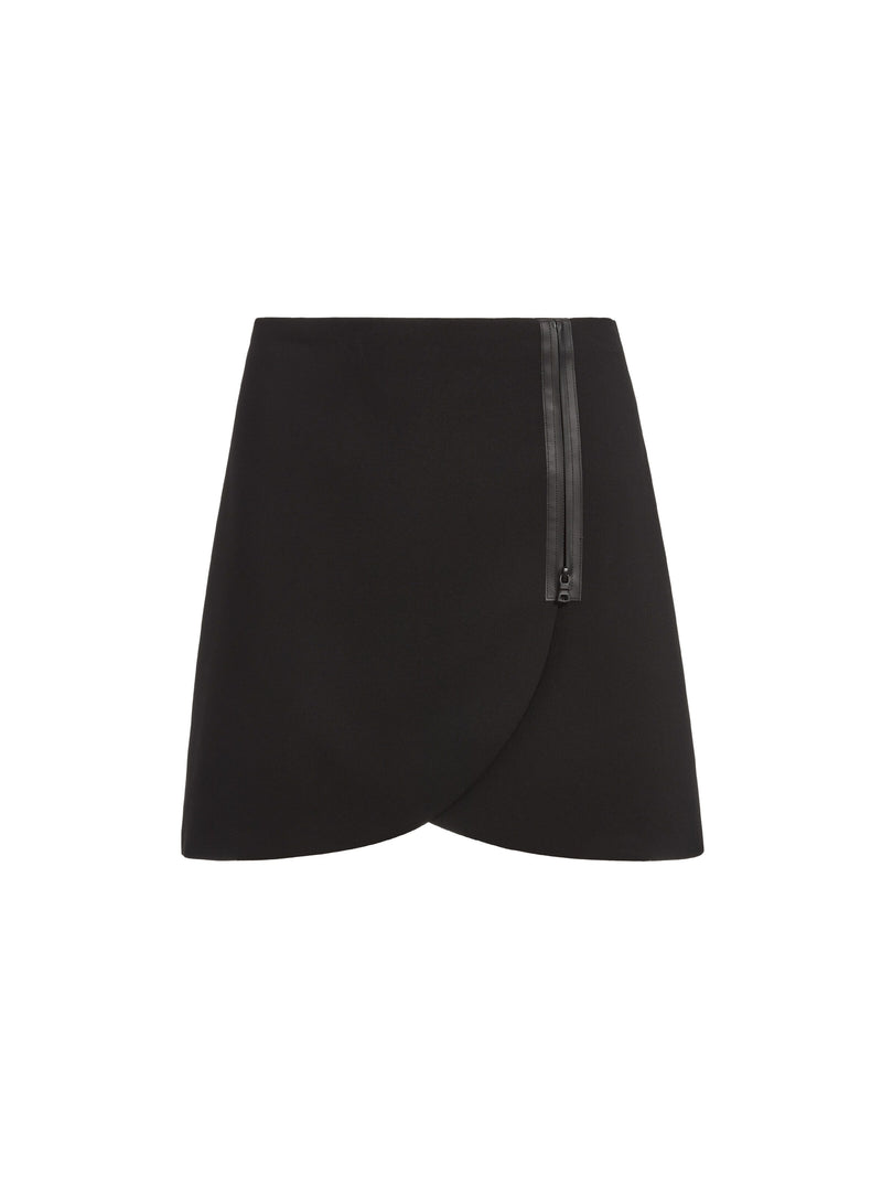 LENNON SIDE ZIP MINI SKIRT_4